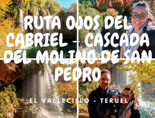 Ruta de los Ojos del Cabriel a la Cascada del Molino de San Pedro | El Vallecillo