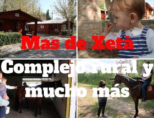 El Mas de Xetà – Alojamiento rural en cabañas