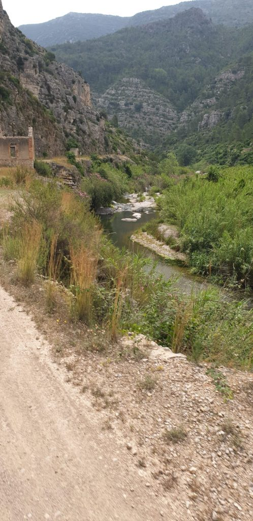 ruta rio serpis