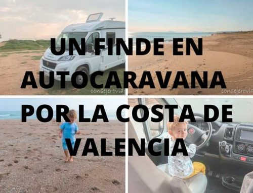 Un fin de semana en autocaravana por la costa de Valencia